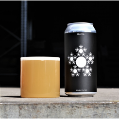 Fractal, Double IPA, Gamma Brewing