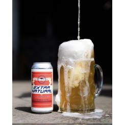Extra Natural, Pilsner, Gamma Brewing
