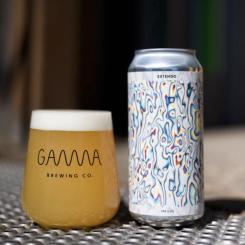 Extendo, IPA, Gamma Brewing