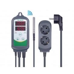 InkBird ITC-308 termostat med WIFI - temperaturstyring