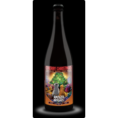 Cherry Christmas, 75 cl., Imperial Cherry Porter, Amager Bryghus