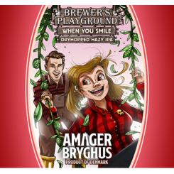 Brewers Playground, When You Smile, 44 cl Amager Bryghus