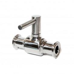 Brewtools 2-vejs ventil, TC 34 mm