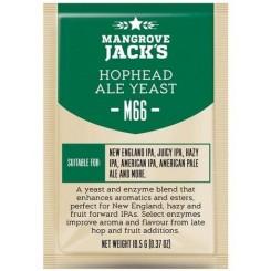 MJ Hophead Ale M66 Gær, 10,5 G