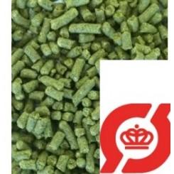 Cascade økologisk humle pellets 2020 alpha 6 %, 5 kg pakke