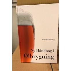Ny Håndbog i Ølbrygning af Simon Wrisberg