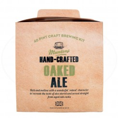 Oaked Ale, Muntons Hand-Crafted Series
