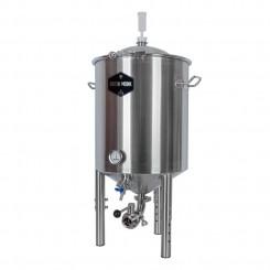 Brew Monk 55 l. rustfri stål gæringstank Brew Bucket