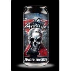 Artillery X, India Pale Lager, Amager Bryghus, 44 cl