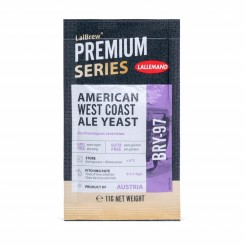 BRY-97 American West Coast Ale Gær, Lallemand, 11 g.