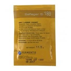 Fermentis - Saflager S-189, 11,5 g. tørgær