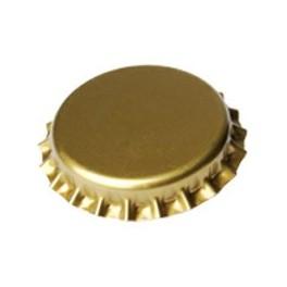 Kapsel guld 26 mm pris for 500 stk.