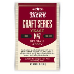 MJ Belgian Abbey Ale M47
