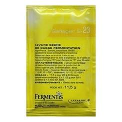 Fermentis - Saflager S-23, 11,5 g. tørgær