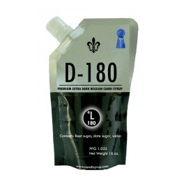 Sirup D-180, Candi Syrup Inc. 450 g.