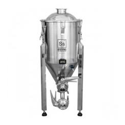 SS Brewtech Brewmaster Edition 26,5 liter gæringstank med konisk bund