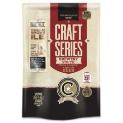"MJ Craft Series ""Chocolate Brown Ale"" (23-25 liter)"