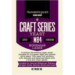 MJ BOHEMIAN LAGER M84, tørgær 10 g