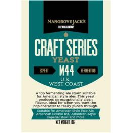 MJ US West Coast M44, tørgær 10 g