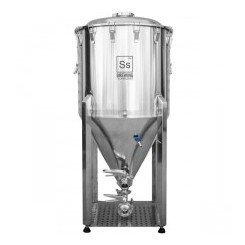 SS Brewtech Brewmaster Edition 1 barrel/120 ltr. gæringstank med konisk bund Chronical Fermenter
