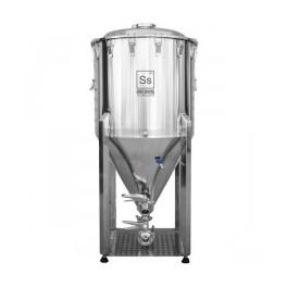 SS Brewtech Brewmaster Edition 1 barrel/120 ltr. gæringstank med konisk bund Chronical Fermenter