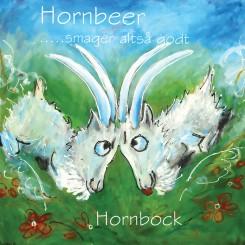 Hornbock Økologisk, Hornbeer 50 cl.
