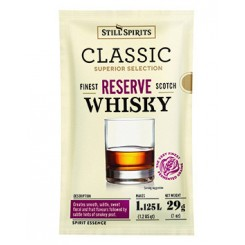 SS Classic Finest Reserve Scotch Whiskey Sachet