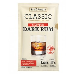 Still Spirits Classic Calypso Dark Rum Sachet