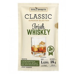 Still Spirits Classic Irish Whiskey Sachet