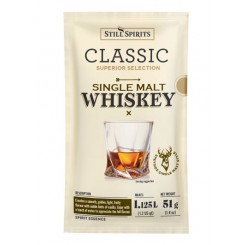 Still Spirits Classic Single Malt Whiskey Sachet