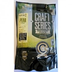 MJ Craft Series Ekstrakt Cider-kit, pear (pære) (22-24 liter)