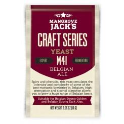 MJ M41 Belgian Ale
