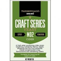 Mangrove Jacks - M02 Cider, 9 g. tørgær