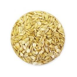 Hvedeflager torrified wheat fra Castle Malting. Pris pr. 100 g.