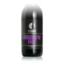 Coisbo Brooklyn Fall Smoked Beer 33 cl