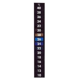 Termometer til påsætning gærtank, obs! kun 18 - 34