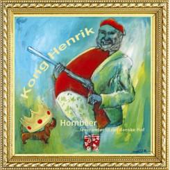 Hornbeer Kong Henrik 50 cl. lys lagerøl
