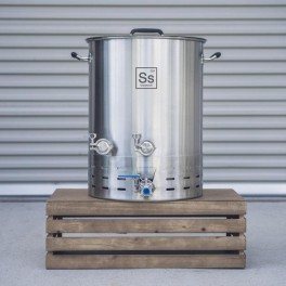 SS Brewtech Brewmaster Edition 75 ltr./20 gallon  rustfri stålgryde med taphane