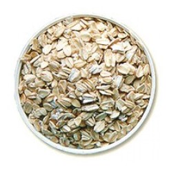 Bygflager - flaked torrified barley