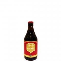 Chimay rød, dubbel , mørk trappist 7%