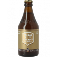 Chimay Guld, lys Belgisk Pale Ale 4,8%
