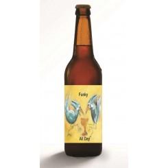 Hornbeer Funky Monk Belgisk Ale, 50 cl