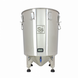 """SS Brewtech 54 ltr. XL """"Brewmaster Bucket"""" gæringstank"""