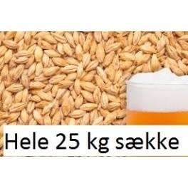 Pale Ale malt Weyermann, pris pr. 25 kg. ebc 5,5 - 7,5