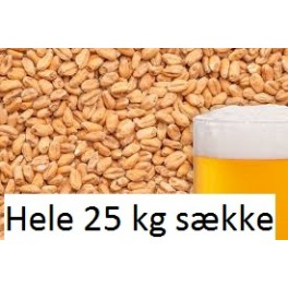 Hvede malt, Castle Malting, 25 kg. 3 - 5 ebc