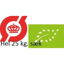 Pilsner malt økologisk Viking, ebc 3,2 - 3,8, pris pr. 25 kg
