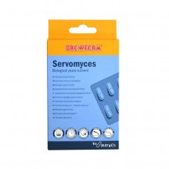 Servomyces Brewferm beer yeast nutrient - gærnæring 6 stk. tablet