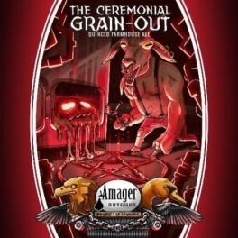 TRVE, The Ceremonial Grain-Out, Farmhouse Ale 33 cl Amager bryghus
