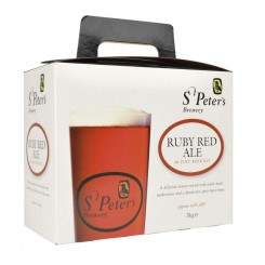Ruby red ale, St. Peters