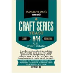 MJ US West Coast M44, tørgær 100 g